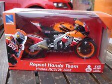 REPSOL HONDA TEAM RACING MOTORCYCLE, GP08, DANI PEDROSA, N0.2, *BNIB*