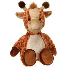"""15"""" Giraffe Doll Bean Bag Filled High Quality Teddy Ultra Soft Plush Toy NEW"""