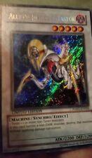 Yugioh! Ally of Justice Catastor - HA01-EN026 - Secret Rare - Limited Edition Ne