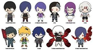 Tokyo Ghoul 3D Collectible Key Ring Keychain Novelty Accessory Blind Bag MG70005