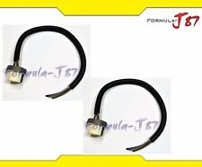 Extension Wire Pigtail Female Ceramic 9004 HB1 Head Light Harness Bulb Socket