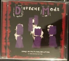 "DEPECHE MODE : ""Songs Of Faith And Devotion"" - Remix edition (RARE CD)"