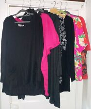 womens plus size clothing lot-size 3X 4X 5X  work wear and casual wear 7pcs