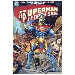 Superman: The Dark Side #3 in Near Mint + condition. DC comics [*0e]