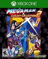 Mega Man Legacy Collection 2 (Xbox One, XB1) Brand New Factory Sealed