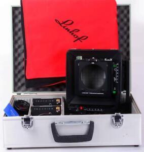 Linhof Technikardan 4x5 incl. Koffer + 90/5.6 + 210/5.6 + Einstelltuch