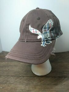American Eagle L/XL distressed Fitted Baseball Hat--good used condition-C2