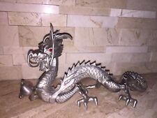 Pewter Dragon Figure