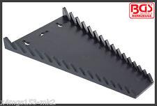 BGS-Werkzeug - 15 un. Llave Holder-Soporte De Pared O Caja De Herramientas, Pro gama 1177