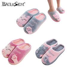 Women's Cozy Memory Foam Slippers Plush Comfort Lining Slip on House Shoes US