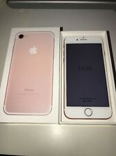 New Apple iPhone 7 256GB Rose Gold Smartphone Unlocked MN9A2LZ/A