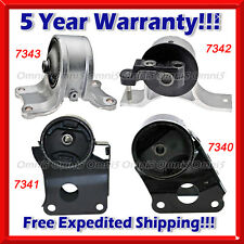 K071 Fits 02-06 NISSAN ALTIMA 2.5L ENGINE MOTOR & TRANS MOUNT SET for AUTO TRANS