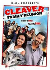 CLEAVER FAMILY REUNION NEW DVD
