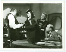 JOAN CRAWFORD, CONNIE GILCHRIST, DONALD MEEK movie photo 1941 A WOMAN'S FACE
