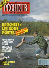 Revue le pêcheur de France No 53 Novembre 1987