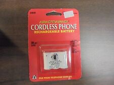 Again & Again Cordless Phone Rechargeable Battery STB120  3.6 V   300mAh