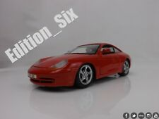 Maisto 1:24 1997 Porsche 911 carrera Replica Model Sportscar Car
