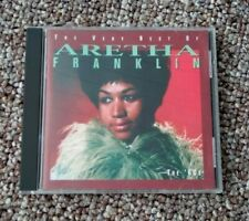 The Very Best of Aretha Franklin, Vol. 1 by Aretha Franklin (CD, 1994)