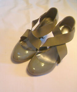 M&S Limited Collection Ladies Patent Shoes Size 6 UK