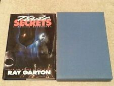 Ray Garton SIGNED Trade Secrets USHC 1st Edn Ziesing