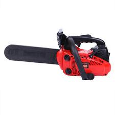 "25.4Cc 10"" Petrol Top Handle Chainsaw Gr2500 Gasoline 2-stroke Recoil Chain Saw"