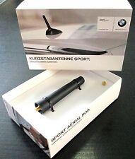 Original BMW Kurzstabantenne Dachantenne Sport Antenne kurz Sport Aerial Rod 1er