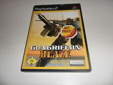 PlayStation 2  PS 2  Gungriffon Blaze