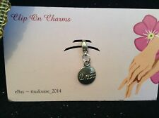 Clip on Charm - Dream - For Link Bracelets and Zippers