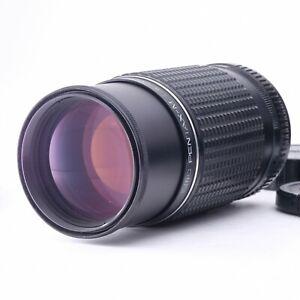 """Near Mint"" Pentax SMC PENTAX-M 200 mm f/4 Lens 6149115 Shipping by FedEx/DHL"