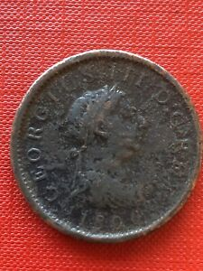 1806 KING GEORGE 111 LARGE PENNY