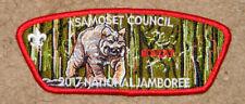 """Samoset Council 2017 Nj """"Mammal"""" Jsp - Bobcat"""