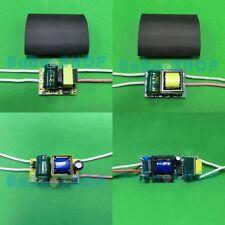 Controlador de 1pc ~ 10 un. AC 1W ~ 36W power supply LED Lámpara Luz de blub 300mA E26 E27 GU10