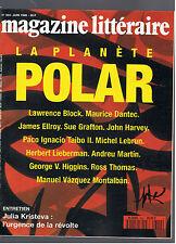 MAGAZINE LITTERAIRE N°344  1996 LA PLANETE POLAR
