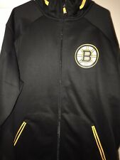 Boston Bruins Fanatics Rinkside Ice Coach Full Zip Jacket Xxl $150