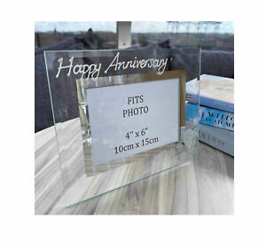 Personalised/Non personalised 30th Anniversary Picture Photo Frames Land