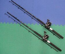 Okuma Classic Pro 7' Lead Core Line Counter Trolling Combo 2 Pack CPLC70 / MA20D