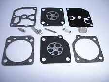 CARBURETTOR DIAPHRAGM GASKET KIT TO SUIT ZAMA STIHL C1Q RB69 RB 69 RB-69 SEELIST