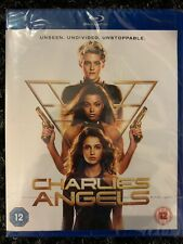 Charlies Angels - Blu Ray - UK Stock New & Sealed