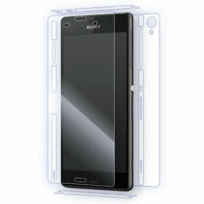 Sony Xperia Z3 Skins: Invisible Scratch Protection Shield by BSE