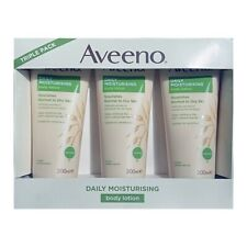 Aveeno Daily  Moisturising Body Lotion Triple pack Unscented 200ml X 3