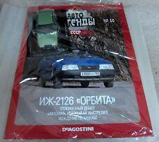 IZH-2126 ORBITA AUTO LEGENDS OF USSR DEAGOSTINI № 60
