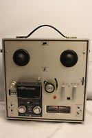 AKAI 1710 REEL TO REEL TRACK TAPE RECORDER VINTAGE MISSING BELT ITEM CODE B30A