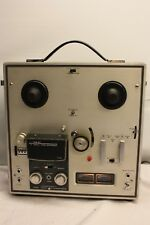 AKAI 1710 REEL TO REEL TRACK TAPE RECORDER VINTAGE MISSING BELT ITEM CODE B30A