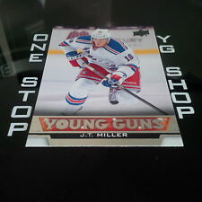 2013 14 UD YOUNG GUNS 205 J.T. MILLER RC MINT +FREE COMBINED S&H