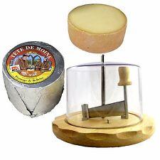 Tete de Moine und Käsehobel mit Haube als Set Cheese Slicer