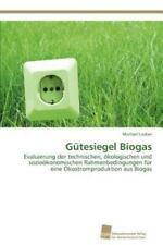 Gütesiegel Biogas by Michael Laaber (2012, Paperback)