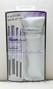Real Techniques by Sam & Nic Chapman Collector's Edition Eyelining Set #1437