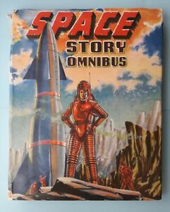 Space Story Omnibus - Annual 1956 (reprint of 1955 edition) 128 pages