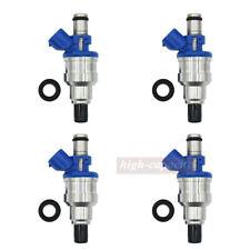 4x Fuel injectors for 1990-1993 Mazda Miata 1.6L 195500-1970 NEW