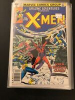 Amazing Adventures feat. X-Men 2 High Grade reprint X-Men 1